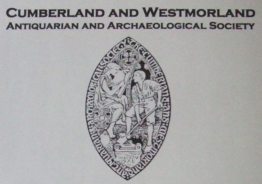 Crest for Cumberland and Westmoorland Antiquarian and Archaeological Society